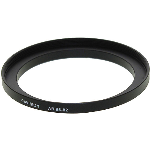 Cavision 82 to 95mm Threaded Step-Up Ring