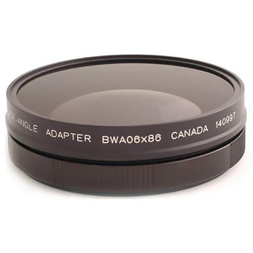 Cavision BWA06X86B-EX1 0.6x Broadcast Wide Angle Adapter Lens