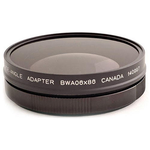 Cavision BWA06B-HVX200 0.6x Broadcast Wide Angle Adapter Lens - Clamp-On with Bayonet Mount for Panasonic HVX-200