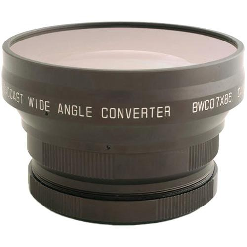 Cavision BWC07X86B-EX1 0.7x Broadcast Wide Angle Converter Lens