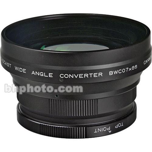 Cavision BWC0786B-HVX200 0.7x Broadcast Wide Angle Converter Lens