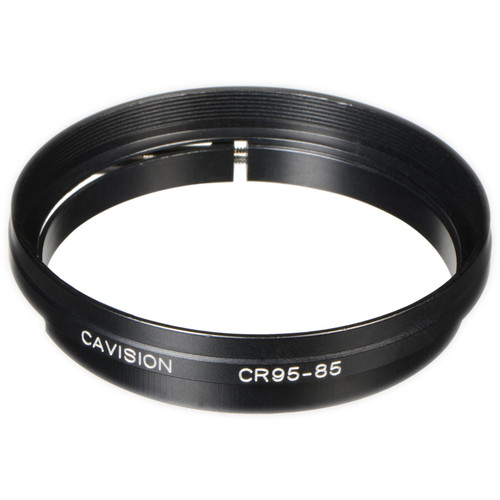 Cavision CR95-85 Clamp-On / Step Up Ring - 85mm Clamp to 95mm Filter Thread
