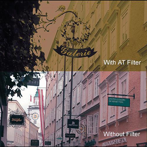 "Cavision 3 x 3"" Solid Antique Suede Filter"