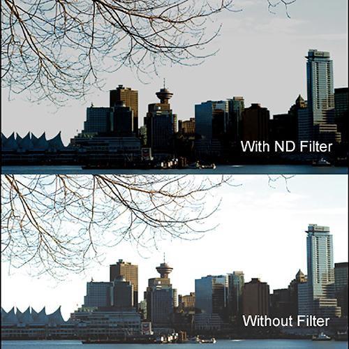 """Cavision 4 x 5.65"""" Neutral Density 0.3 Filter"""