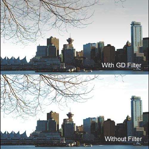 """Cavision 4 x 5.65"""" Neutral Density 0.9 Filter"""