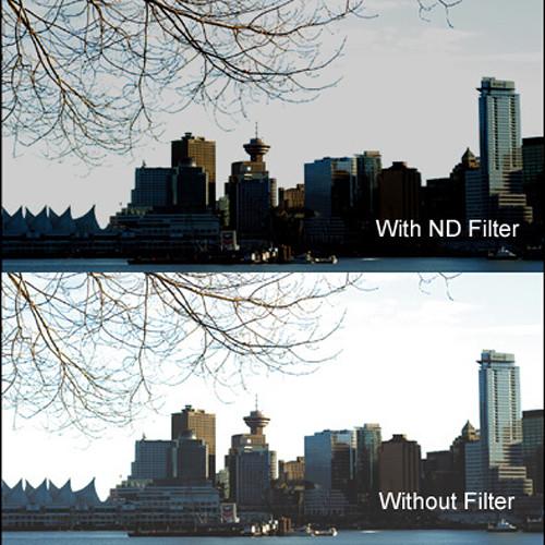 """Cavision 4 x 5.65"""" Neutral Density 1.2 Filter"""
