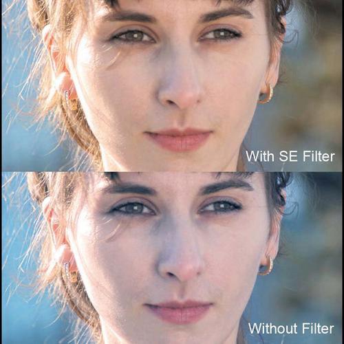"Cavision 4 x 5.65"" Skin Tone Enhancing 1 Filter"