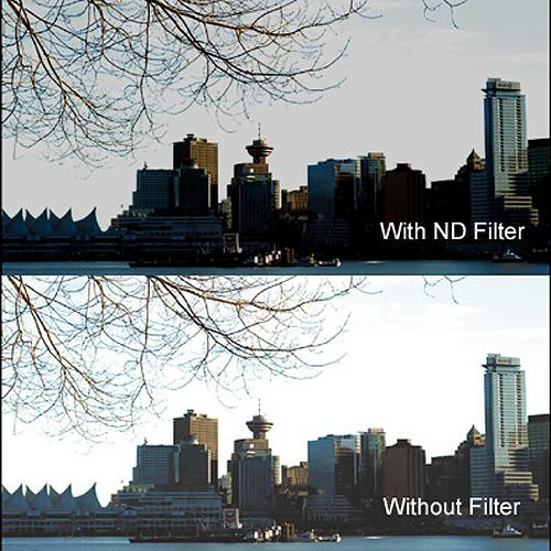 """Cavision 5.65 x 5.65"""" Neutral Density 0.3 Filter"""