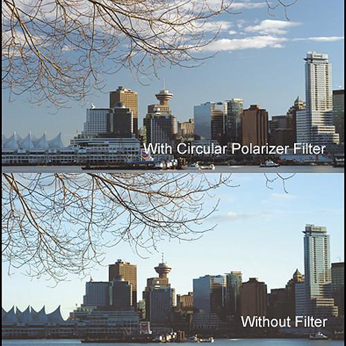 "Cavision 5.65 x 5.65"" Circular Polarizer Filter"