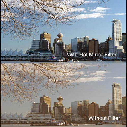 """Cavision 6 x 6"""" Hot Mirror Filter"""