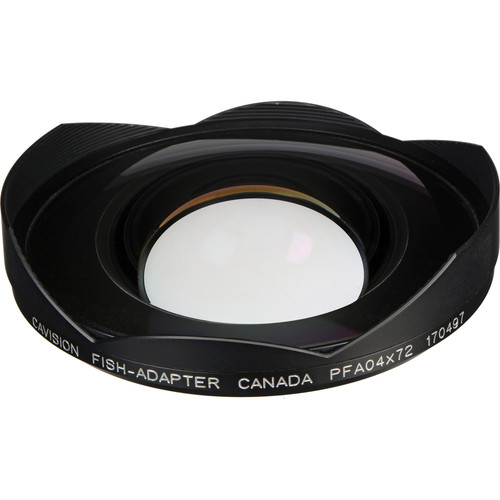 Cavision LFA04X72 0.4x Fish-Eye Adapter