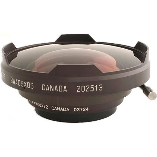 Cavision LWA042X72 0.7x Broadcast Wide Angle Adapter Lens Kit for 72mm