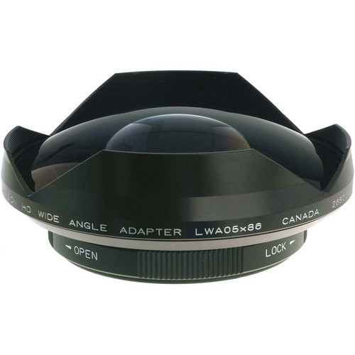 Cavision LWA05X86B-EX1 0.5x Broadcast Wide Angle Adapter Lens