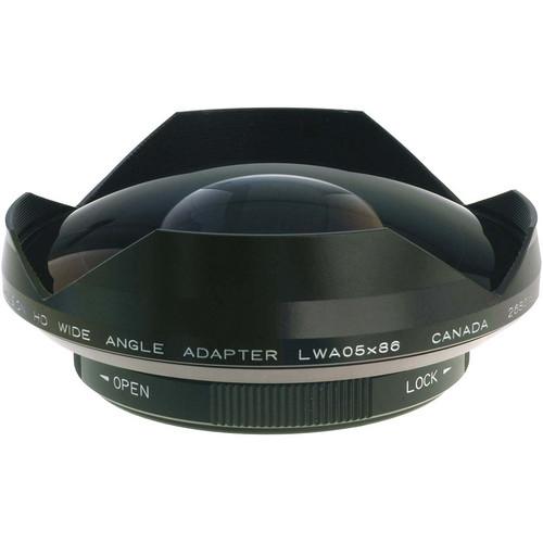 Cavision LWA05X86B-EX1 0.5x Broadcast Wide Angle Adapter Lens