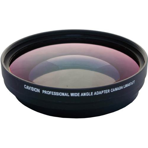 Cavision LWA07X77 0.7x Wide Angle Adapter