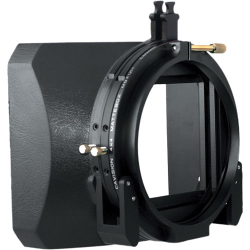 Cavision MB412H-2A 4x4 Hard Shade Matte Box