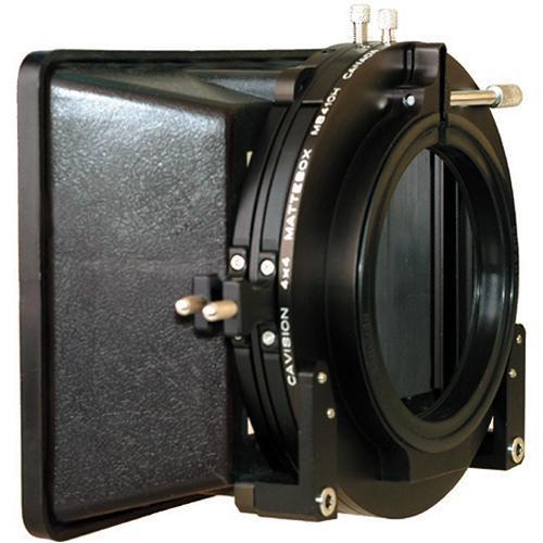 Cavision MB4512-H2 4x5.65 Hard Shade 16x9 Matte Box