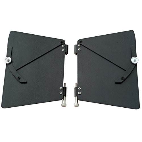 Cavision MBF4SA Adjustable Side Flaps for 4x4 and 4.45 Matte Box