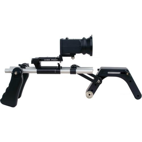 Cavision Standard Shoulder Pad Package w/ Viewfinder for DSLR Cameras