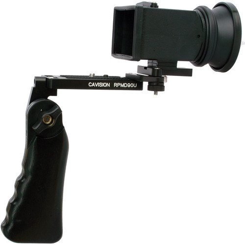 Cavision Single Handgrip Viewfinder Package for Video DSLR