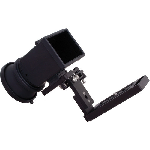 Cavision LCD Viewfinder Set with Plate for Canon 5D Mark II with Battery Grip