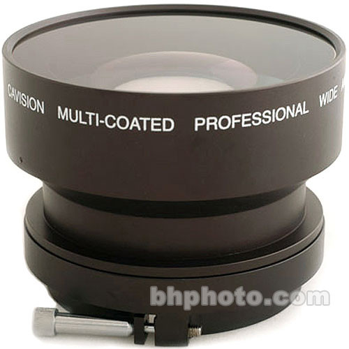Cavision PWC06X72C 0.6x Industrial Wide Angle Converter