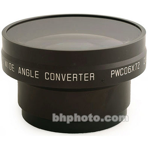 Cavision 0.6x Industrial Wide Angle Converter Lens