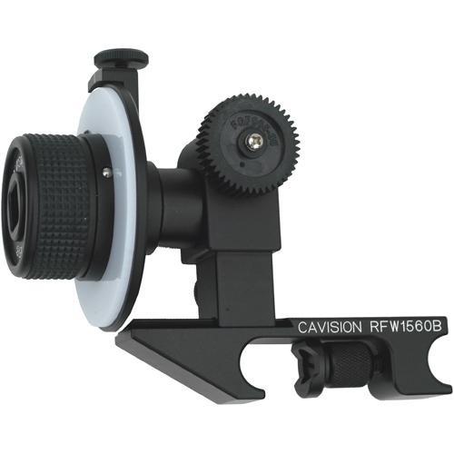 Cavision RFD15BF  Basic Mini Single Wheel Follow Focus for Fujinon Lens