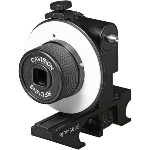 Cavision RFD15BM  Basic Mini Single Wheel Follow Focus for Film Cine Lens