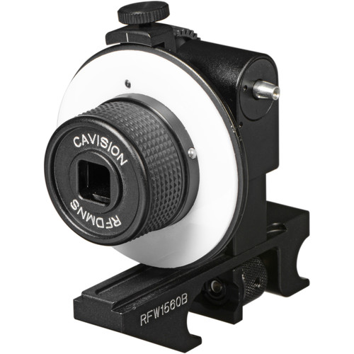 Cavision RFD15BM  Basic Mini Single Wheel Follow Focus for Film Cine Lens