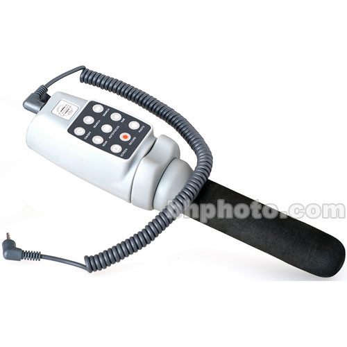 Cavision RRCS LANC Professional Remote Zoom Control Handle