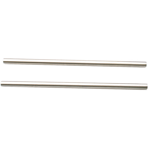 Cavision 19mm Pair of Steel Rods -- 19 Inches Long