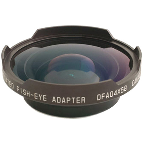 Cavision .35x Wide Angle Fish Eye Adapter Lens