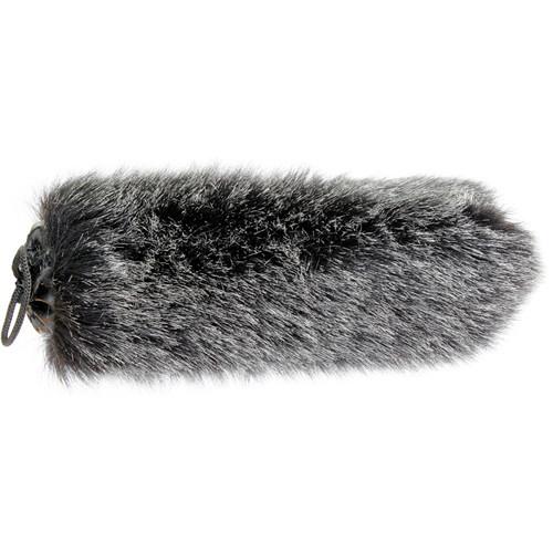 """Cavision Slide-on Windcover for 19mm Diameter Mic - 9"""" Long (Dark Gray)"""