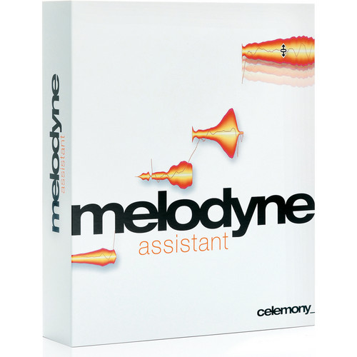 Celemony Melodyne assistant - Monophonic Pitch Shifting/Time Stretching (Upgrade)