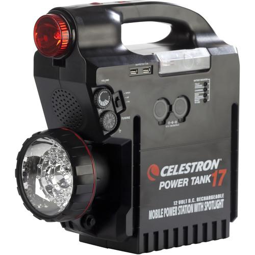 Celestron PowerTank17 17-Amp 12 VDC Power Supply