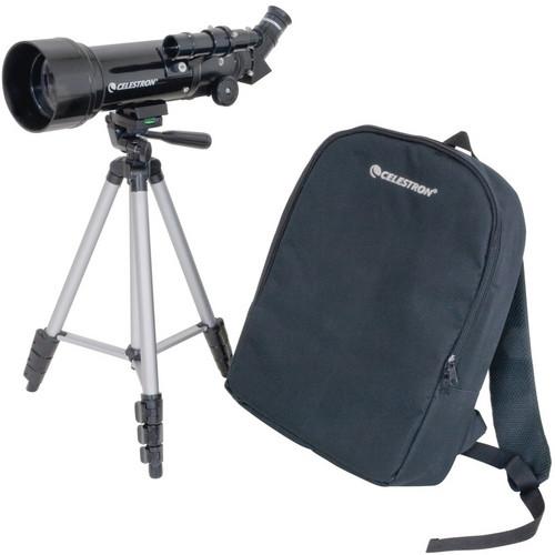 Celestron Solar Observer 70mm TravelScope Telescope