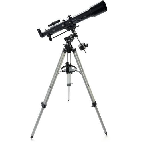 Celestron PowerSeeker 70mm f/10 EQ Refractor Telescope