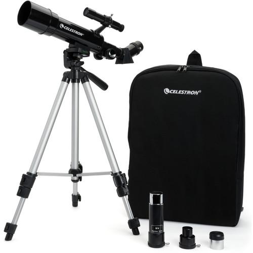 Celestron Travel Scope 50 Portable Telescope