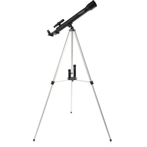 Celestron PowerSeeker 50 50mm f/12 AZ Refractor Telescope