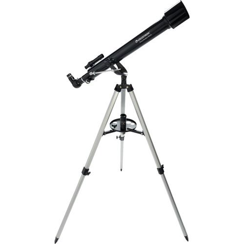 Celestron PowerSeeker 60 60mm f/12 AZ Refractor Telescope