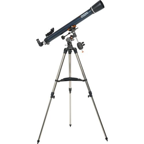 Celestron AstroMaster 70EQ 70mm f/13 Refractor Telescope