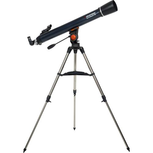 Celestron AstroMaster 90AZ 90mm f/11.1 Refractor Telescope