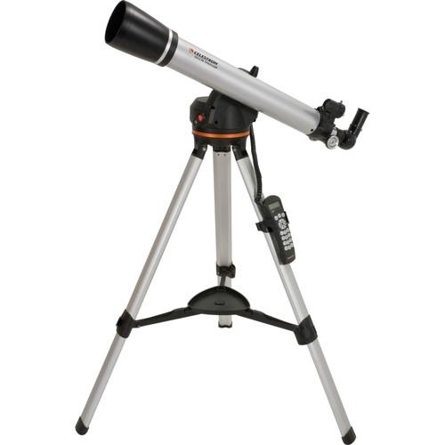 Celestron 60LCM 60mm f/12 Computerized GoTo Refractor Telescope