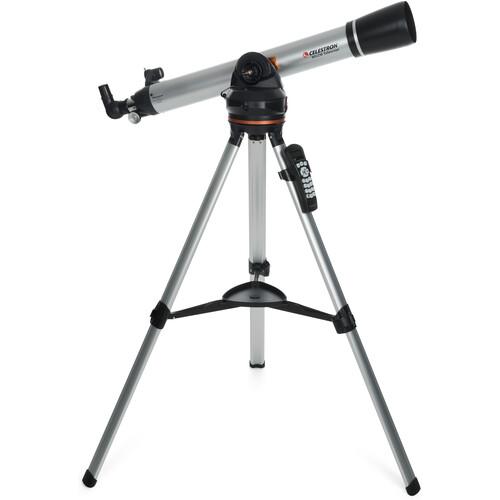 Celestron 80LCM 80mm f/11.25 Computerized GoTo Refractor Telescope