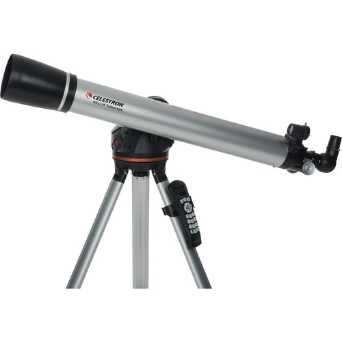Celestron 80LCM 80mm f/11.25 Computerized GoTo Refractor Telescope