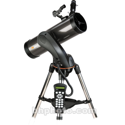 "Celestron NexStar 114 SLT 4.5""/114mm Reflector Telescope Kit"