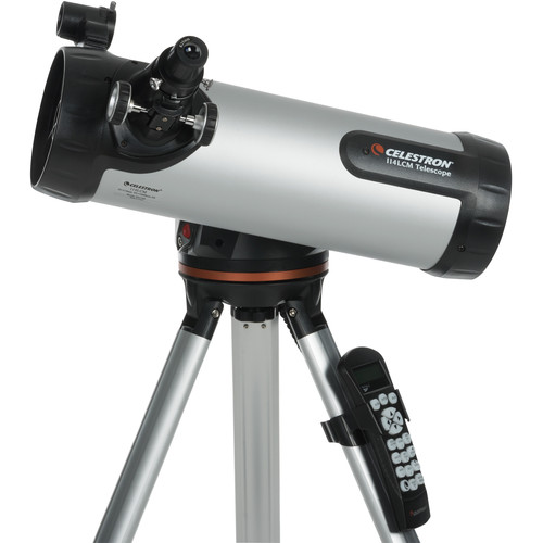 Celestron 114LCM 114mm f/9 Computerized GoTo Reflector Telescope