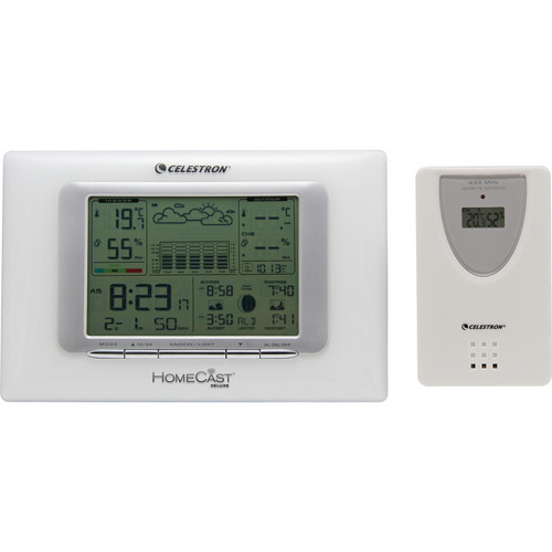 Celestron HomeCast Deluxe Weather Station