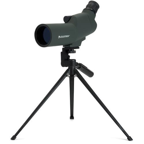 Celestron 15-45x 50mm 45° Zoom Refractor Spotting Scope
